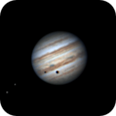 Jupiter Shadow Play,                                Aaron Collier
