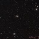 M95, M96, M105 and Company,                                Alberto Pisabarro