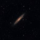 Sculptor Galaxy (NGC 253),                                JAIME FELIPE RAMIREZ NARVAEZ