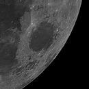 Moon Palus Somni, Mare Crisium  2 Luglio 2020,                                Ennio Rainaldi