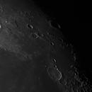 Lunar Crater Posidonius | Jan, 02, 2021,                                Khosro Jafarizadeh