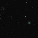 M 99, NGC 4298, NGC 4302,                                K. Schneider