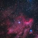 Pelican nebula,                                Boommutt