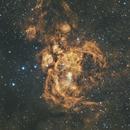 Lobster Nebula - NGC 6357,                                Astro_Hoff