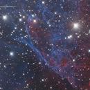 Vela nebula,                                Franck JOBARD