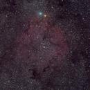 Cometa Jacques&IC1396,                                J_Pelaez_aab