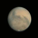 Mars - 20:58UT - 7 November 2020,                                Roberto Botero