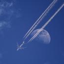 Waxing moon in April 2020,                                Andreas Hofer