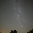 Milky Way from Selkirk, Scotland,                                John Kulin