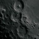 Lune : Cratères Theophilus, Cyrillus et Catharina le 14 mars 2016,                                Laurent3112