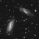 NGC 672 & IC1727 L,                                Simon Großlercher