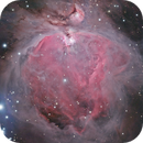 Orion (First Light with 190mm Mak-Newt),                                Charles Ward