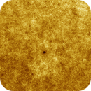 SunSpot 2718 & Convection Cells, Near UV, Aug 18th 2018,                                Martin (Marty) Wise