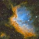 The Wizard Nebula (NGC-7380) SHO,                                Nasdaq76