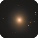 M 87 Plasma jet and globular clusters - T 1000,                                Jeffbax Velocicaptor