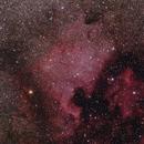 NGC7000,                                John Noble