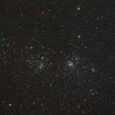 double amas (ngc869 ;ngc884) +2017 T2,                                olivier moulard