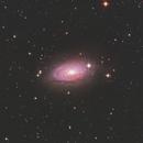 M63 - The Sunflower Galaxy,                                pmneo