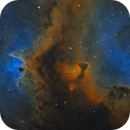 IC 1871 - the 'Whirling Dervish' in the Soul Nebula,                                Steve Milne