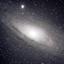 M31, Andromeda Galaxy,                                Thomas Winge