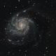 M 101,                                GALASSIA 60