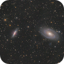 M81 / M82 and a lot of other galaxies,                                Marcus Wögerer