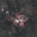 The Eta Carina Nebula,                                Pushkaraj Naringrekar