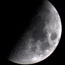 First Quarter Moon,                                Brian P. Cox