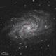 French Triangulum Galaxy,                                -Amenophis-