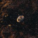 NGC6888 - The Crescent Nebula,                                William Gillam