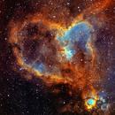 Heart Nebula 2 - SHO,                                Kyle Hudak