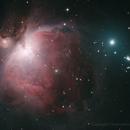 Messier 42 - Great Nebula in Orion,                                Gustavo Sánchez