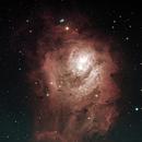 M8  Nebulosa Lagoon 10-05-2021,                                Wagner