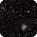 Fireworks galaxy NGC 6946,                                tomekfsx