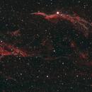 Western Veil Nebula,                                Marc Mantha