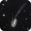 The Tadpole Galaxy - ARP 188,                                Kevin Morefield