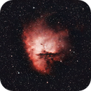 NGC 281-The Pacman nebula,                                gibran85