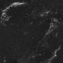Cygnus Loop 4 Panel Mosaic,                                dennis1951