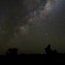 Rising Milky Way with Sagittarius,                                Astro-Tina