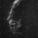 Eastern Veil nebula [vertical],                                Tareq Abdulla