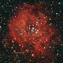 Rosette Nebula,                                schmaks