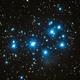M45, Pleiades,                                Sergei Sankov