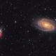 M81-M82 HaLRGB,                                Nik Coli