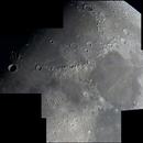 Moon Composite of the region Mare Imbrium / Mare Serenitatis.,                                Koen Dierckens