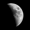Moon with DSLR,                                Frank Schmitz