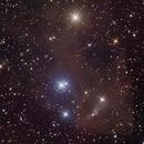 Dark Nebula BDN 096-16,                                lowenthalm