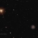 NGC3184, Little Pinwheel Galaxy,                                Dcox17