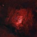 Bubble Nebula NGC7635 (starless),                                AstroEdy
