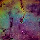 IC1396 SHO,                                Davide Manca