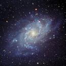 M33 Triangulum Galaxy,                                Göran Nilsson